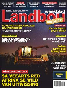 Landbouweekblad - 16 Julie 2020