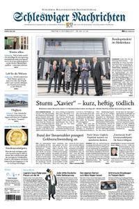 Schleswiger Nachrichten - 06. Oktober 2017