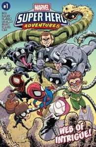 Marvel Super Hero Adventures Spider Man