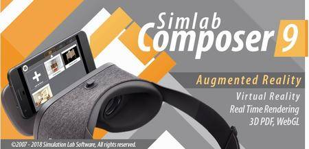 SimLab Composer 9.2.14 Multilingual (Win/macOS)