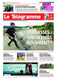 Le Télégramme Ouest Cornouaille – 17 mai 2021