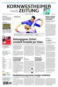 Kornwestheimer Zeitung - 16. Februar 2018