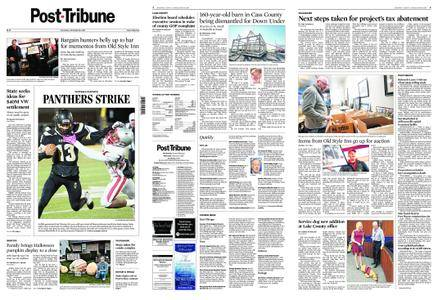 Post-Tribune – October 28, 2017
