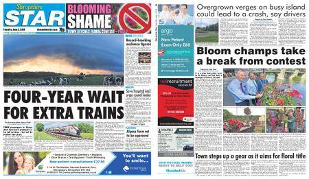 Shropshire Star Shrewsbury Edition – June 05, 2018