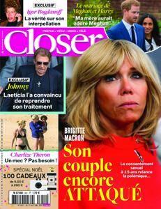 Closer France - 01 décembre 2017