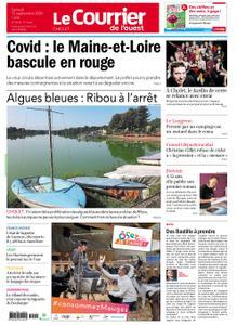 Le Courrier de l'Ouest Cholet – 12 septembre 2020