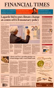 Financial Times UK – 28 November 2019