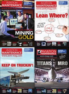 Aviation Maintenance Magazine 2015 Full Year Collection