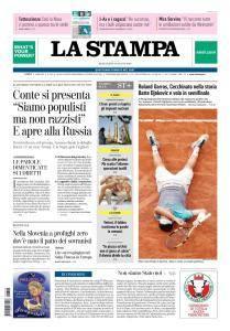 La Stampa Torino Provincia e Canavese - 6 Giugno 2018