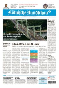 Kölnische Rundschau Wipperfürth/Lindlar – 21. Mai 2020