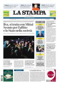 La Stampa Imperia e Sanremo - 9 Novembre 2019