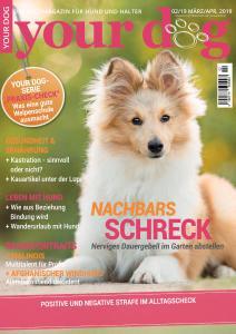 Your Dog Austria - März-April 2019