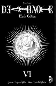 Death Note Black Edition T06