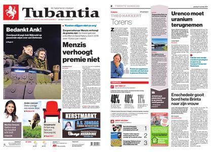 Tubantia - Enschede – 11 november 2017
