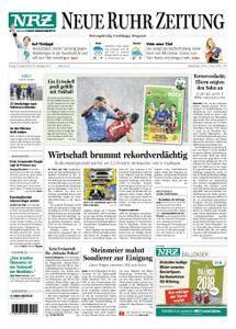 NRZ Neue Ruhr Zeitung Essen-Postausgabe - 12. Januar 2018