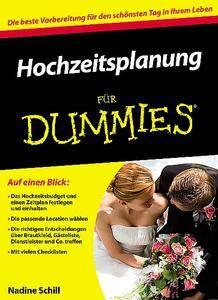 Hochzeitsplanung für Dummies (repost)
