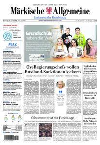 Märkische Allgemeine Luckenwalder Rundschau - 30. Januar 2018