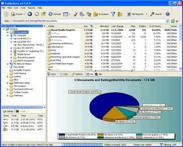 FolderSizes ver. 3.6.0.1