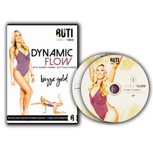 Buti Yoga Dynamic Flow - Bizzie Gold (2015)