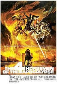 The Four Horsemen of the Apocalypse (1962)