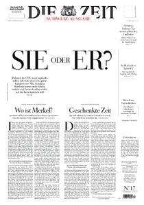 Die Zeit Schweiz - 22. April 2021
