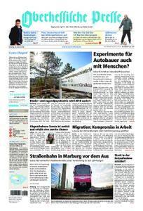 Oberhessische Presse Marburg/Ostkreis - 30. Januar 2018