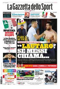 La Gazzetta dello Sport Bergamo – 01 maggio 2020