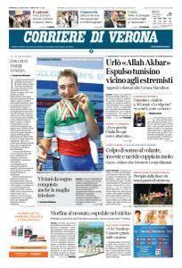Corriere di Verona - 1 Luglio 2018