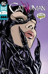 Catwoman 007 2019 2 covers Digital Oracle