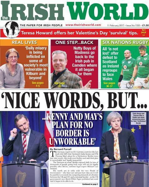 Irish World - 11 February 2017