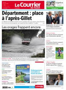 Le Courrier de l'Ouest Angers – 22 juin 2021
