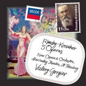 Valery Gergiev, Mariinsky (Kirov) Theater Opera - Rimsky-Korsakov: 5 Operas (2011) (11 CDs Box Set)
