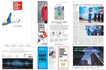 The Globe and Mail – January 11, 2020