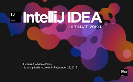 JetBrains IntelliJ IDEA Ultimate 2019.1.2 Cracked for macOS