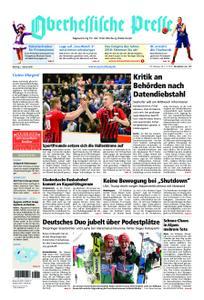 Oberhessische Presse Marburg/Ostkreis - 07. Januar 2019