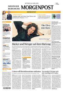 Solinger Morgenpost – 24. April 2019