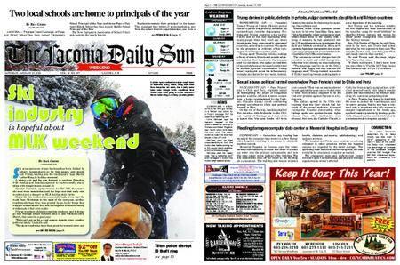 The Laconia Daily Sun – January 13, 2018