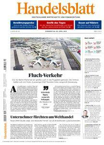 Handelsblatt - 05. April 2018