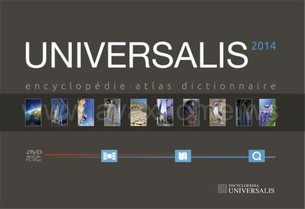 Encyclopædia Universalis 2014 Mac OS X