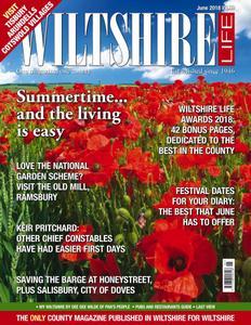 Wiltshire Life - June 2018
