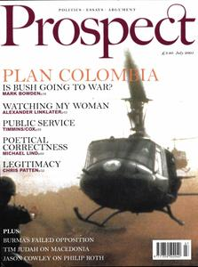 Prospect Magazine - July 2001