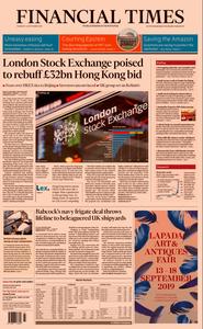 Financial Times UK – 12 September 2019