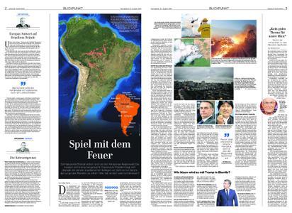 Lübecker Nachrichten Ostholstein Süd - 24. August 2019