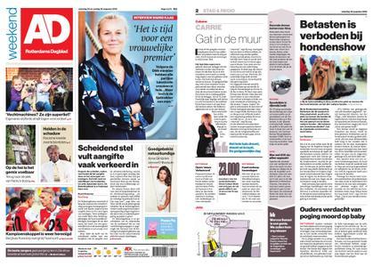 Algemeen Dagblad - Rotterdam Oost – 24 augustus 2019