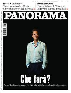 Panorama Italia - 25 luglio 2018