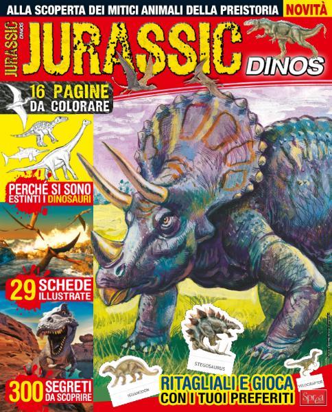 I Nostri Amici Animali Speciale N.15 - Jurassic Dinos 2017