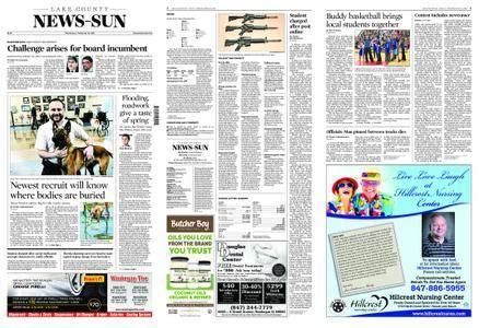 Lake County News-Sun – February 21, 2018
