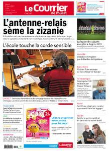 Le Courrier de l'Ouest Cholet – 02 mars 2021