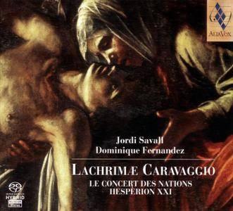 Jordi Savall - Lachrimae Caravaggio (2007) {Alia Vox AVSA9852}