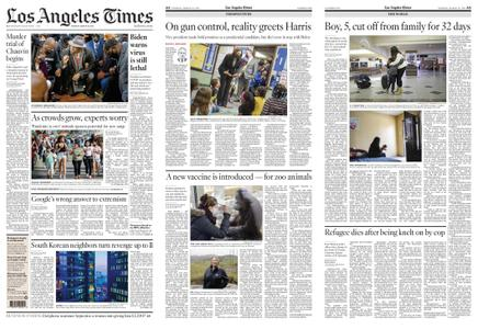 Los Angeles Times – March 30, 2021